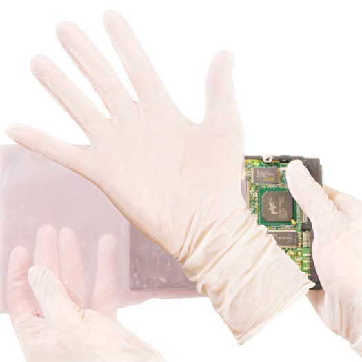 Cleanroom Nitrile Gloves