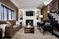30 Elegant American Style Living Room Designs from Jane