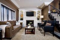 30 Elegant American Style Living Room Designs from Jane ...