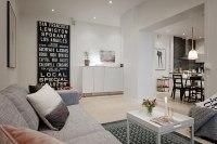 Contemporary Open Floor Plan Apartment in Stockholm ...