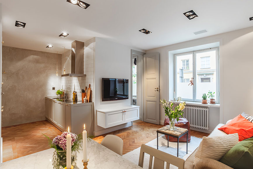 Attractive Scandinavian Apartments Design Ideas  Ultimate