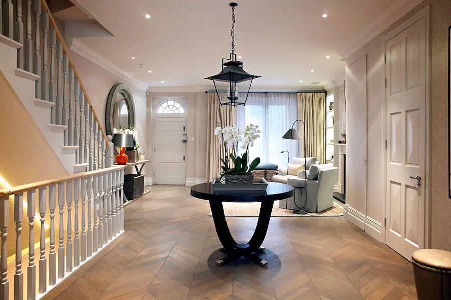 English Cottage Living Room Furniture