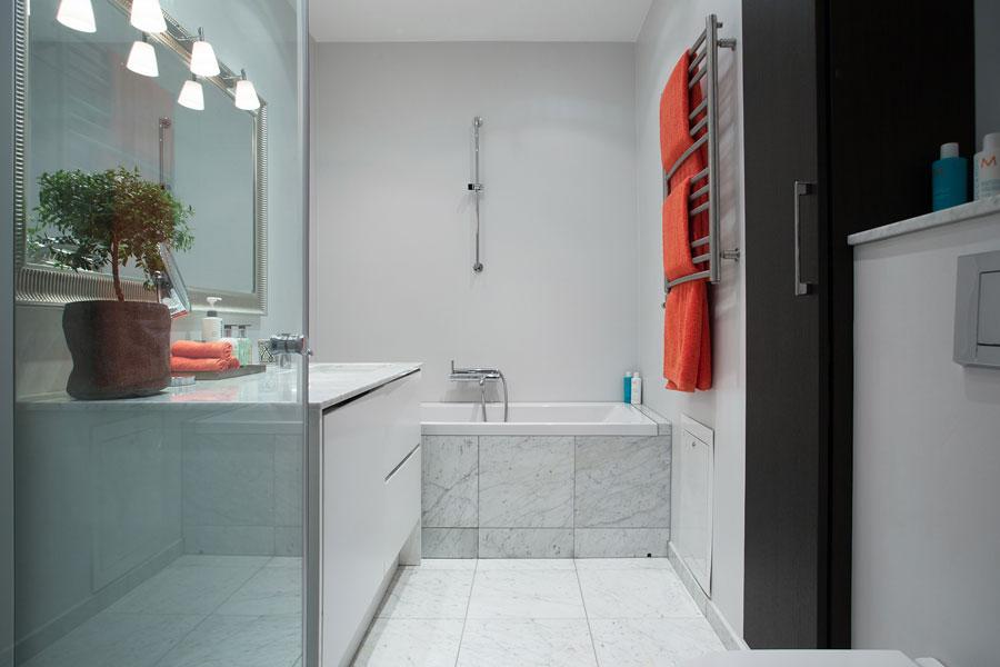 Contemporary Loft Apartment Design In Sweden Stockholm