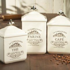 Tuscan Kitchen Canisters Designs Com Decorative And Jars