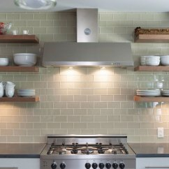Kitchen Shelves Ideas Coiled Faucet 55 Open Shelving With Closed Cabinets