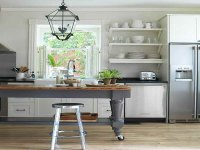 55 Open Kitchen Shelving Ideas with Closed Cabinets