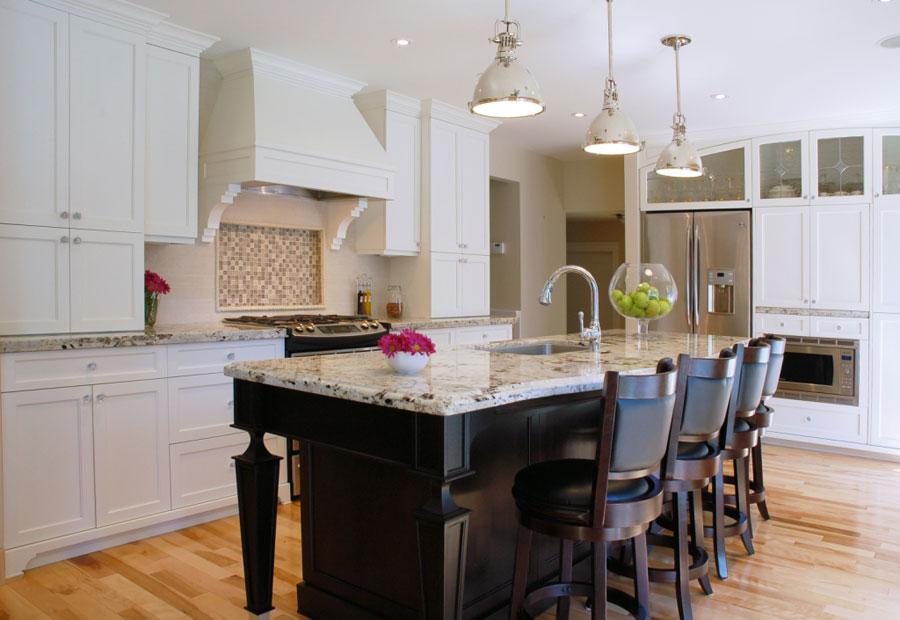 46 Creative and Elegant Hanging Kitchen Island Lights