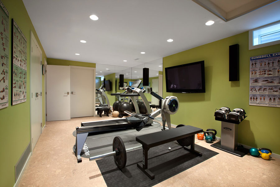 Smart Design Ideas To Create Your Dream Home Gym Workout Gym Bodybuilding