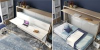 6 Murphy Beds with Desk for Space Saving Solutions