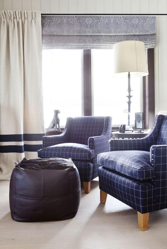 Warm And Elegent Norwegian Interior Design By Krista Hartmann
