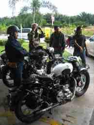 Malaysia-fellow bikers 1