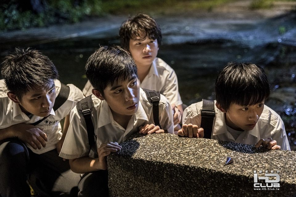 行動代號孫中山:青春 - 藍色電影夢