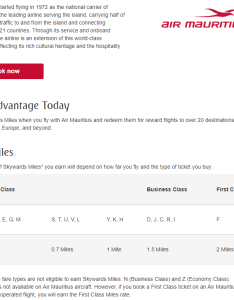 Skywards earn air mauritius also emirates loyalty program in depth guide rh upgradedpoints