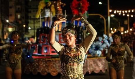 Carnaval – Pajuçara – Desfile das Escolas de Samba. Foto: Pei Fon/ Secom Maceió