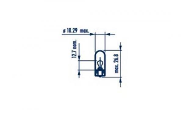 Oświetlenie tablicy rejestracyjnej TOYOTA COROLLA 1.6 VVT