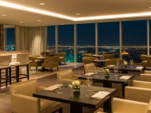 Sheraton Grand Hotel Dubai Lounge