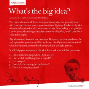 david ogilvy quotes to live by