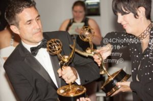 Backstage Emmys® Creative Arts Awards Diane Warren 4Chion LIfestyle