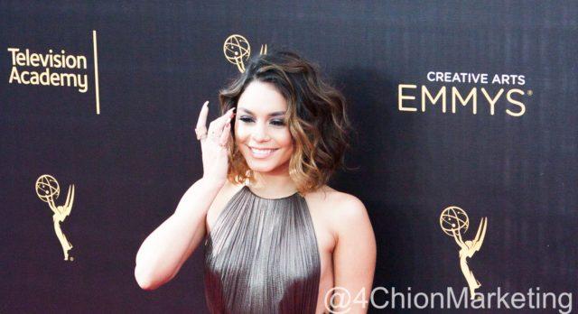 The Emmys Creative Arts Vanessa Hudgens 4Chion Lifestyle