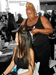 Haircare Sunscreen Style Fashion Week 4Chion Lifestyle