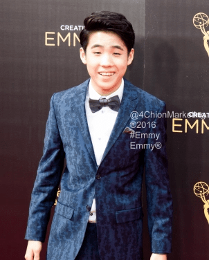 Lance Lim School of Rock Nickelodon Emmys® 4Chion Lifestyle