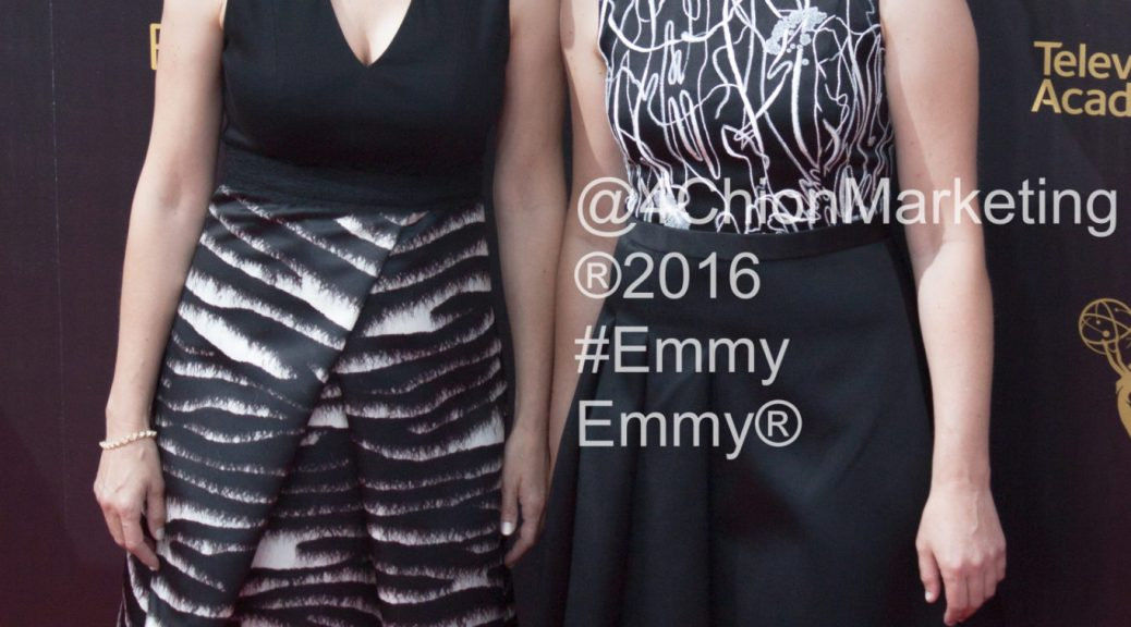 Emmys® Creative Arts Red Carpet 4Chion Lifestyle