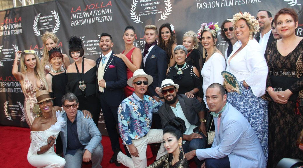La Jolla Fashion Film Festival Red Carpet LJFFF 4Chion Lifestyle