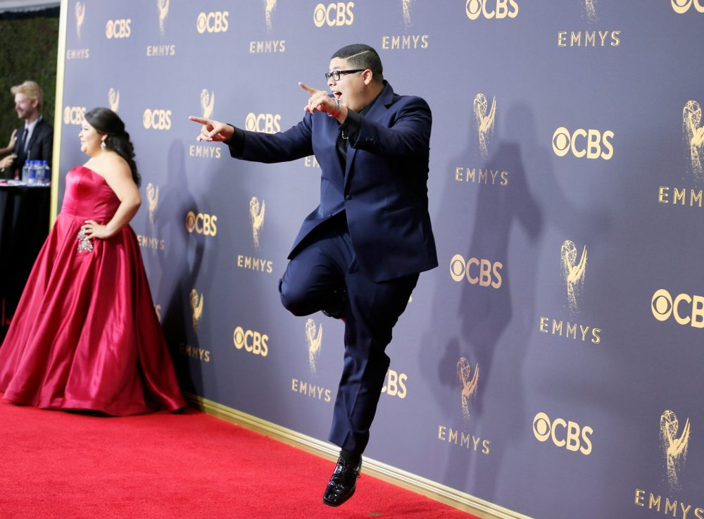 Rico Rodriguez and Raini Rodriguez Emmys 4Chion Lifestyle