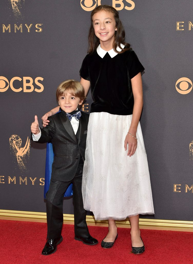 Jeremy Maguire and Aubrey Anderson-Emmons Emmys 4Chion Lifestyle