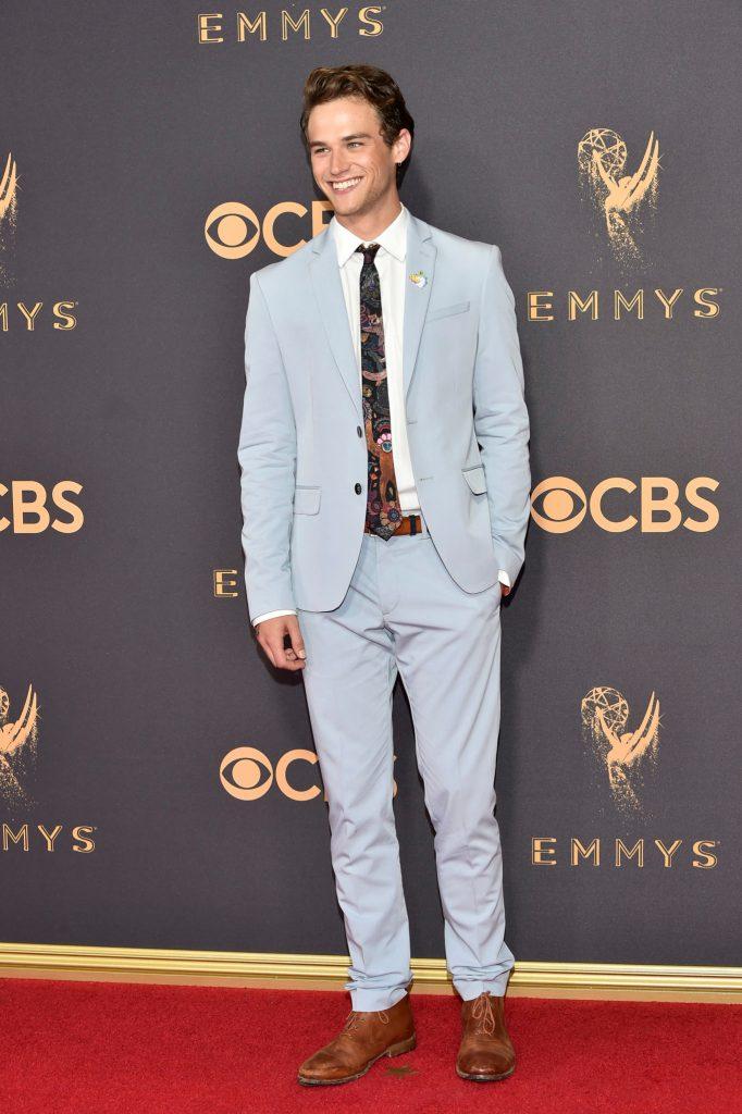 Brandon Flynn Emmys 4Chion Lifestyle