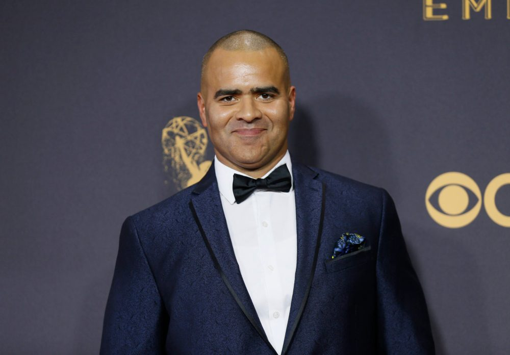 Christopher Jackson Emmys 4chion Lifestyle