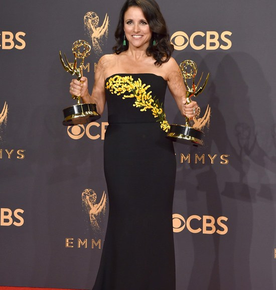 Julia Louis-Dreyfus Emmy 4chion lifestyle