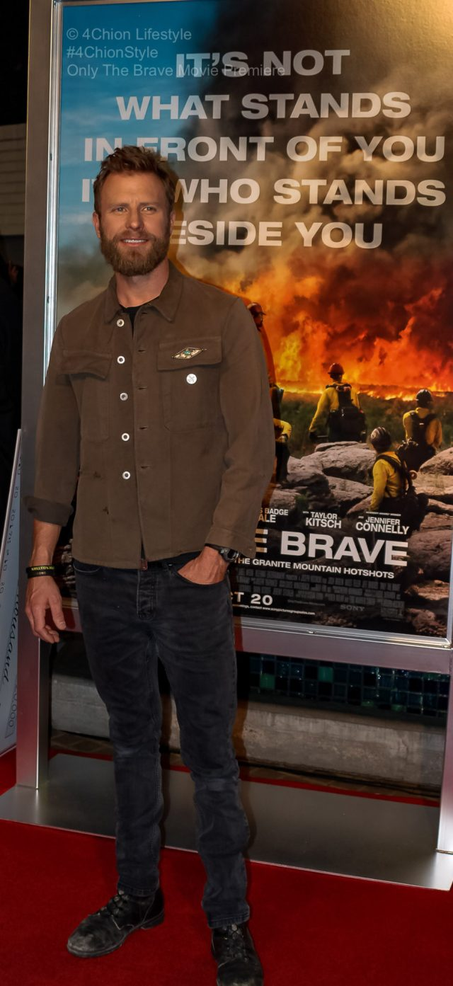 Only The Brave Phoenix Premiere 4Chion Lifestyle
