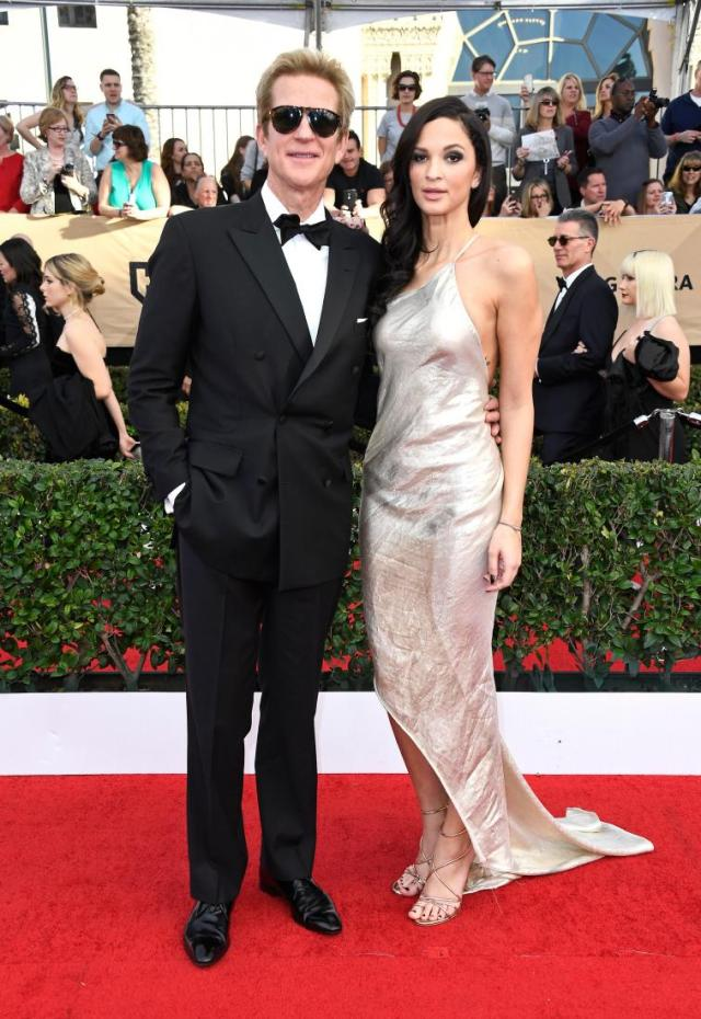 matthew-modine-and-ruby-modine-sag-awards-red-carpet-4chion-lifestyle