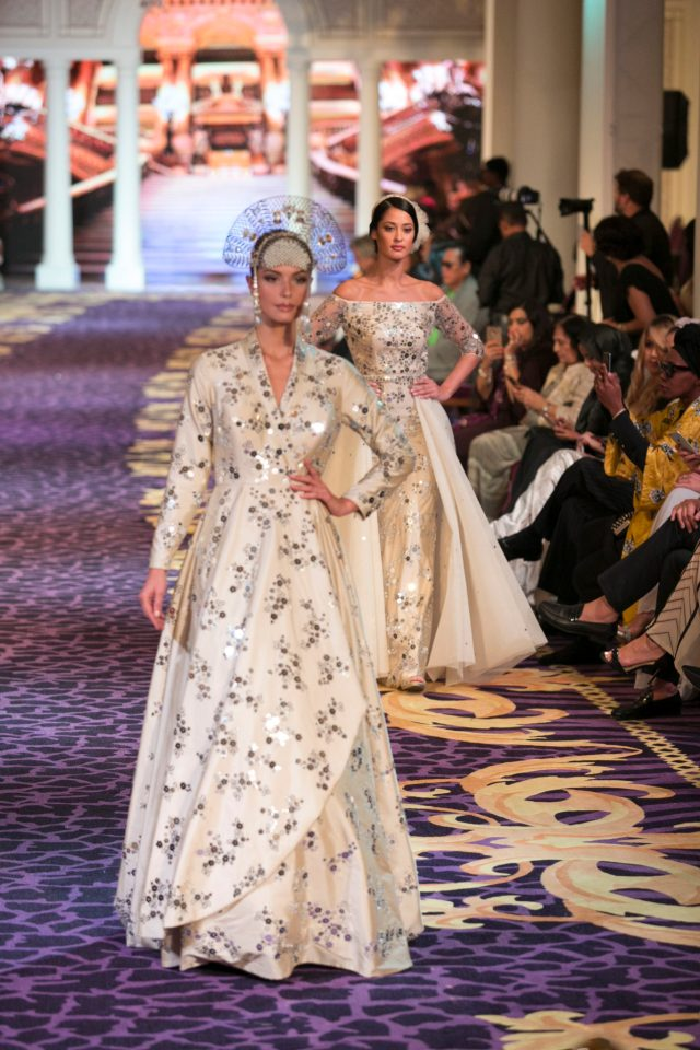 Cilvana 3 The Royal Gala Her Highness Sheikha Hend 2