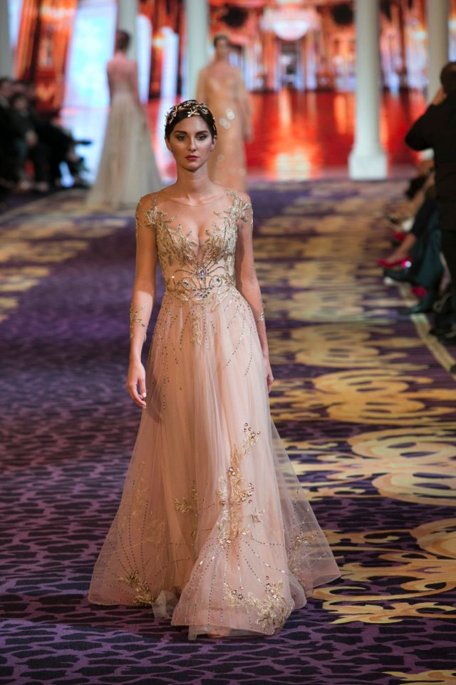 Emmanuelle Haute Couture 4 The Royal Gala Her Highness Sheikha Hend 2