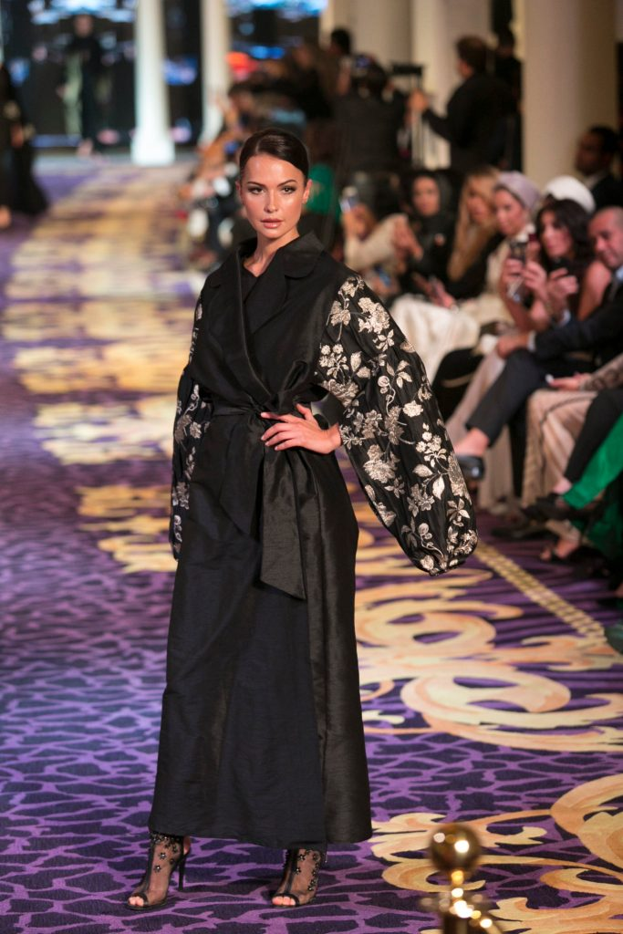 R2 Abaya The Royal Gala Her Highness Sheikha Hend 1