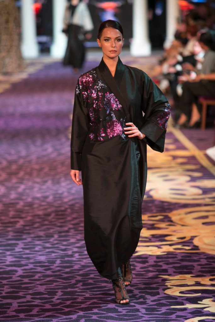 R2 Abaya The Royal Gala Her Highness Sheikha Hend3