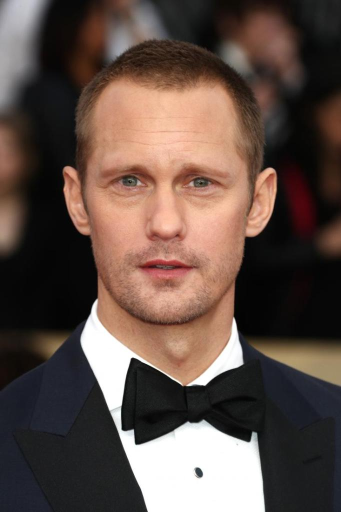 Alexander Skarsgard red carpet SAG Awards 4Chion Lifestyle