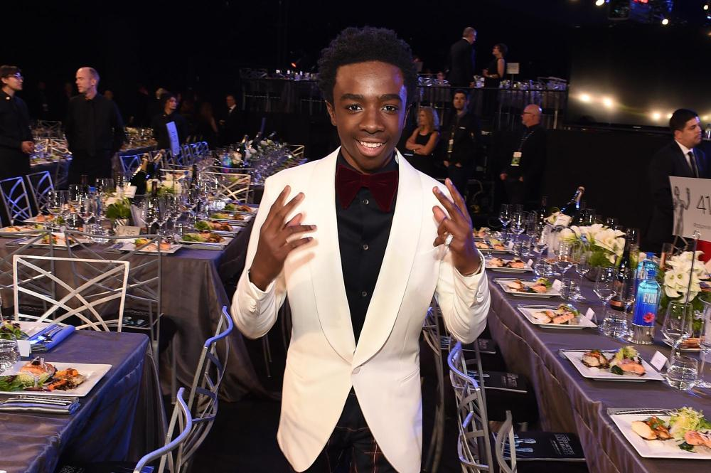Caleb McLaughlin Dinner SAG Awards 4Chion Lifestyle a