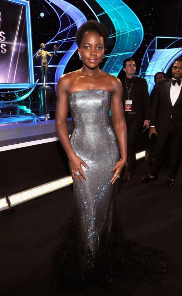 Lupita Nyong'o Presenter SAG Awards 4Chion Lifestyle a