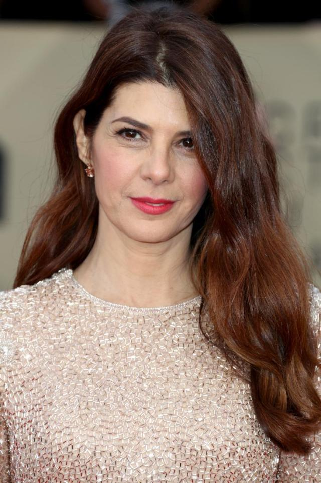 Marisa Tomei red carpet SAG Awards 4Chion Lifestyle
