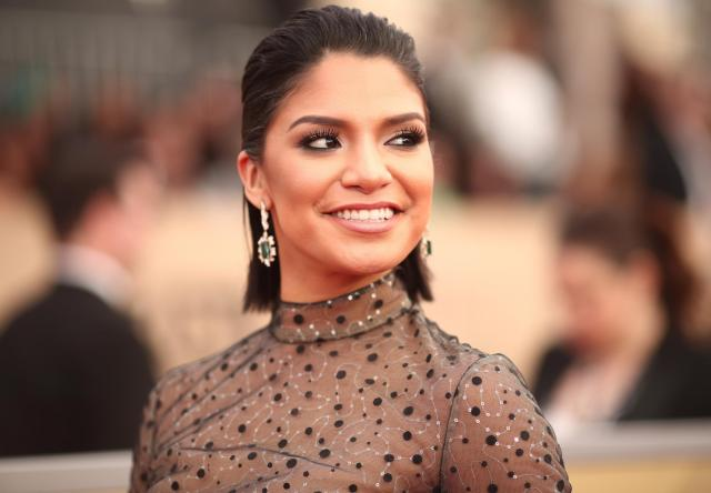 Shakira Barrera red carpet SAG Awards 4Chion Lifestyle