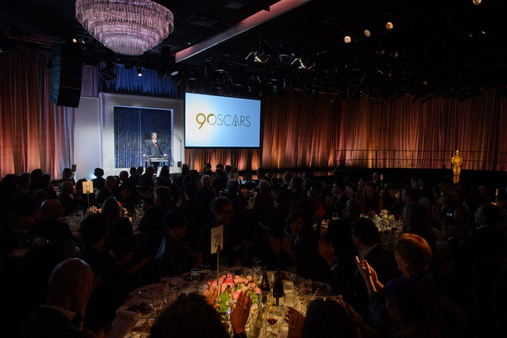 90th Oscars, Nominees Luncheon, Arrivals 4chion lifestyle