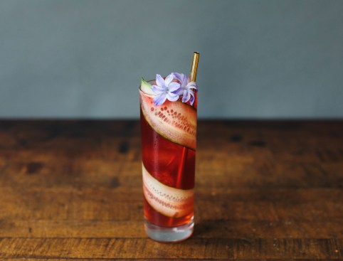 MIXOLOGIST CHARLES JOLY non alcoholic drink Oscars 4Chion Lifestyle