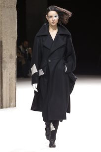 Yohji Yamamoto Paris Fashion Week AW18 4Chion Lifestyle