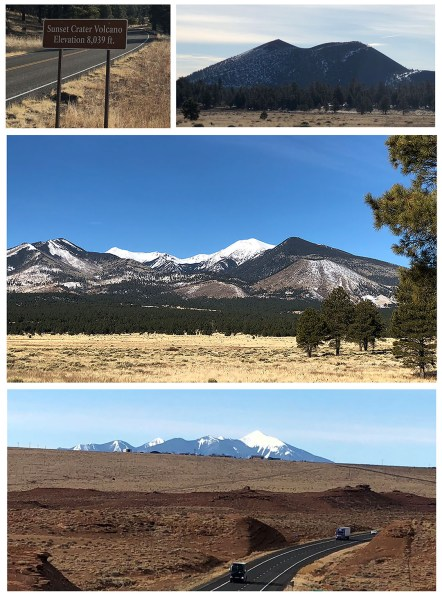 San Francisco Peaks and Sunset Crater Travel Road Trip 4Chion Lifestyle a