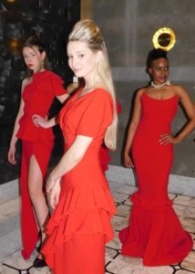 NYC Soiree Red dress fashion 4chion lifestyle love