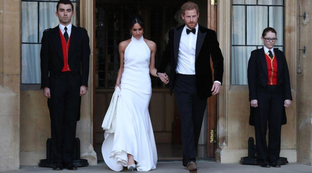 Royal Wedding Dutch Harry and Dutchess Meghan Markle 4chion lifestyle