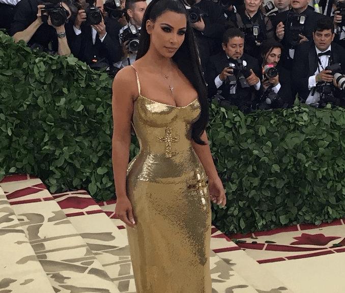 Kim Kardashian West Met Gala 4Chion Lifestyle Heavenly Bodies